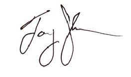 Tony signature 1