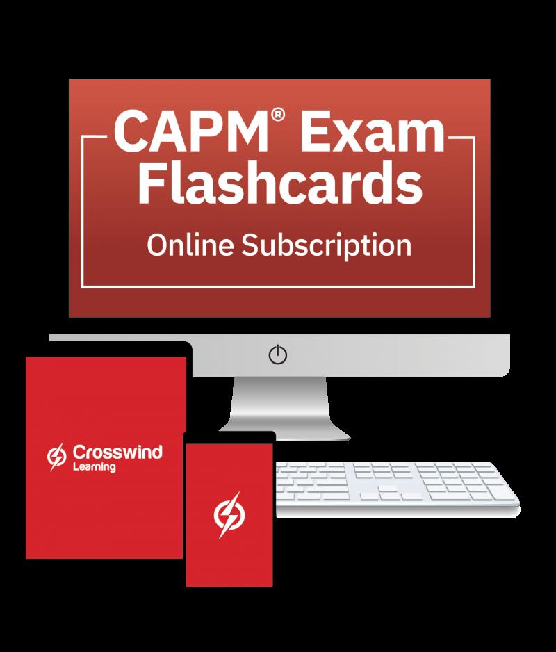 CAPM Exam CL Red 01