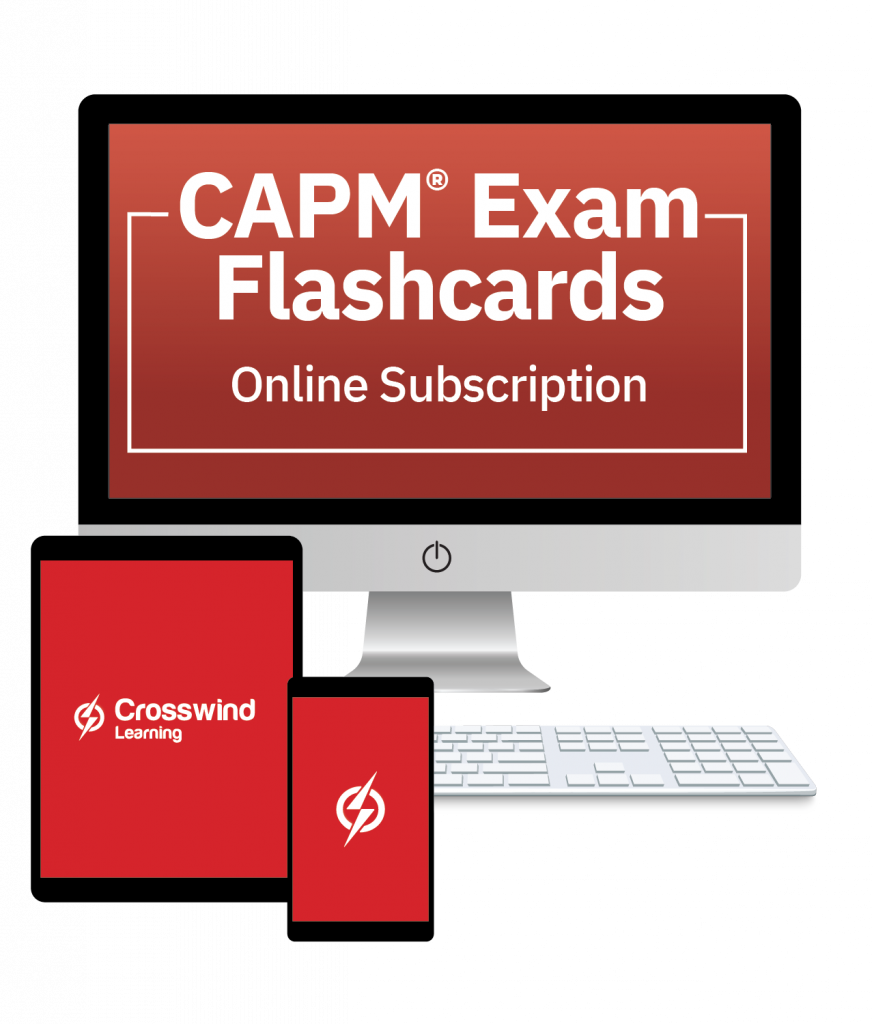 CAPM Exam CL Red 01