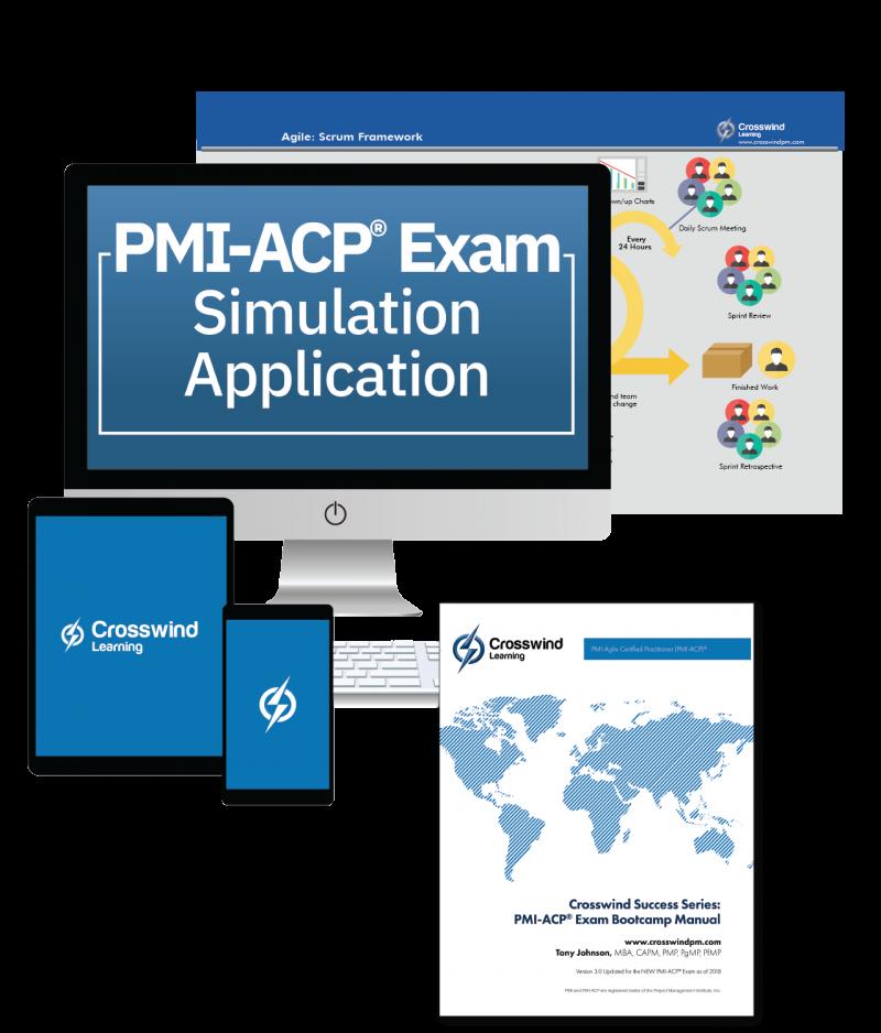 Crosswind PMI ACP Exam Study System 2021 1280 by 1500 01