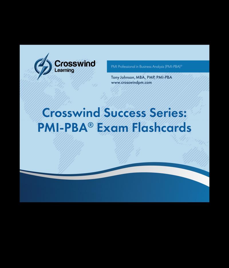 PMI PBAFlashcards 01