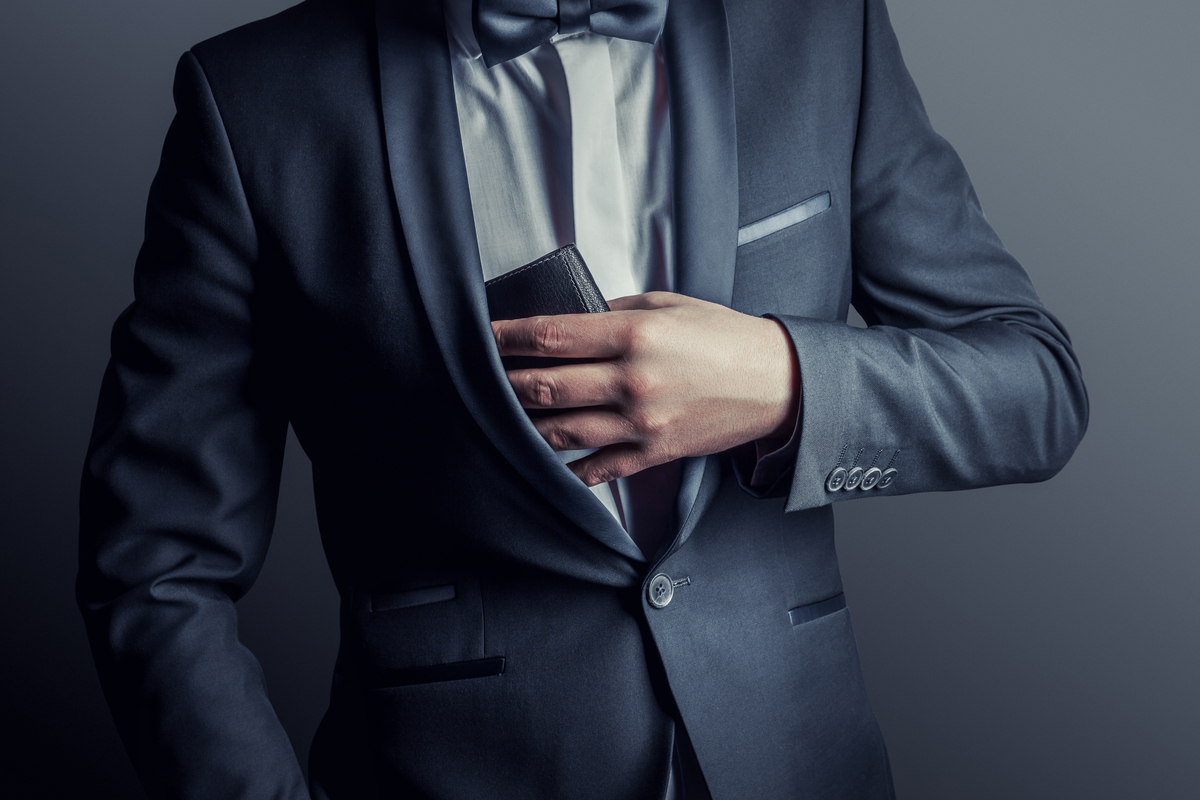 What's In Your Suit Pocket?